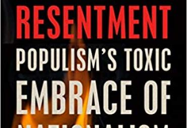 Book Cover: Empire of Resentment